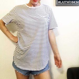 ‼️PAC SUN Long-fit Striped T-Shirt Small‼️